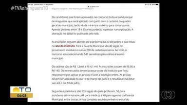 Confira os destaques do G1 Tocantins desta quarta-feira (15) - Confira os destaques do G1 Tocantins desta quarta-feira (15)