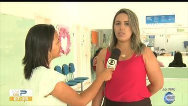 Postos de saúde de Floriano recebeu mil doses da vacina pentavalente - Postos de saúde de Floriano recebeu mil doses da vacina pentavalente