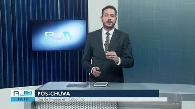 Veja a íntegra do RJ2 desta terça-feira, do dia 14/01/2020 - O RJ2 traz as principais notícias das cidades do interior do Rio.