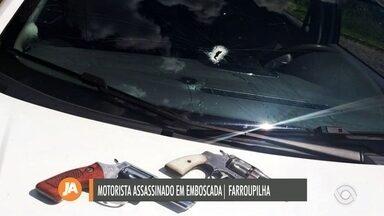 Motorista de aplicativo é assassinado em emboscada em Farroupilha - Wellington Markus Machado, 23 , morreu no local.