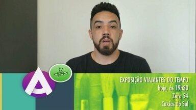 Agenda JA: exposição acontece em Caxias do Sul - Assista ao convite.