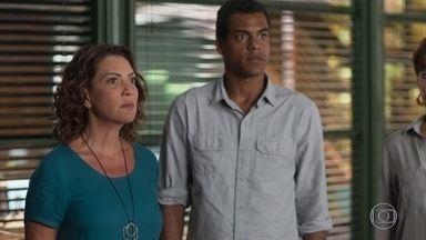 Nana rebate provocação de Diogo e Gisele - Executiva não aguenta o que ouve de ex-assessora