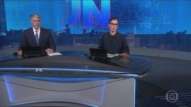 Jornal Nacional, Íntegra 16/01/2020 - As principais notícias do Brasil e do mundo, com apresentação de William Bonner e Renata Vasconcellos.