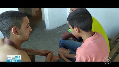 Estudantes produzem filme por meio de imagens de celular em Caruaru - Exibição foi destaque em festivais da Europa.
