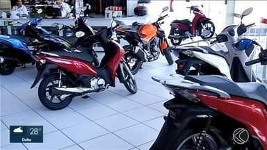 Balanço aponta crescimento em vendas de veículos no ano de 2019 em Uberaba - Destaque especial vai para as motocicletas que puxaram as vendas do setor de seguros de proteção com roubo e furto.