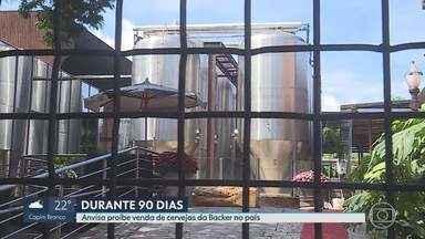 Ministério da Agricultura analisa gim e uísque da Backer - Autoridades querem saber se destilados estão contaminados como as cervejas