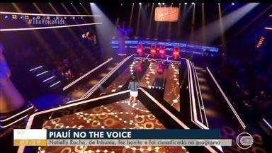 Piauiense encanta jurados no The Voice Kids - undefined