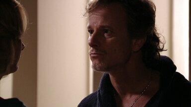 Max avisa Ivana que irá sair da casa - Ele se revolta com as acusações de Jorginho
