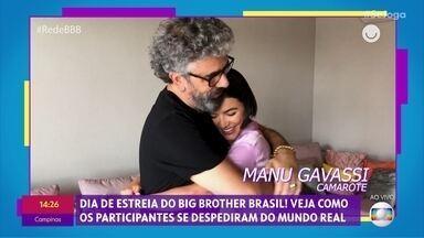 Gshow no 'Se Joga' 21/01: participantes do 'BBB20' se despedem do mundo real - E mais: Tati Machado conta tudo o que vai rolar nas novelas