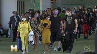 Mortes por coronavírus já são 17 na China e 622 pessoas foram infectadas - O alerta mexe com uma das mais importantes datas para os chineses: o Ano Novo Lunar. Em Pequim já foi anunciado que as celebrações estão canceladas.