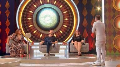 Participantes disputam prêmio do Gonga La Gonga - Preta Gil, Marisa Orth e João Vicente são os jurados da semana
