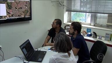 Mapa indica áreas de risco para inundações e deslizamentos no país - Trabalho pode ser acessado pela internet e está sendo feito pelo Serviço Geológico do Brasil, com dados da Defesa Civil. Em cinco estados o estudo já está completo.