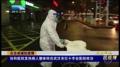 França é o primeiro país da Europa a registrar caso do novo coronavírus - Vírus surgiu na China, onde 26 mortes e 830 casos foram confirmados. Dez cidades chinesas já foram isoladas, afetando a vida de mais de 30 milhões de pessoas.
