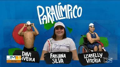 Categoria paralímpica estreia no 'Troféu Mirante Esporte' - Jogador Jardiel no ano de 2019 deu show nas quadras e já fez bonito também na cerimônia de premiação que aconteceu em São Luís.