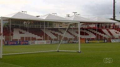 Vila Nova faz últimos ajustes para receber o Jaraguá no OBA - Estádio do Tigrão está liberado e será o palco do jogo válido pela segunda rodada do Campeonato Goiano.