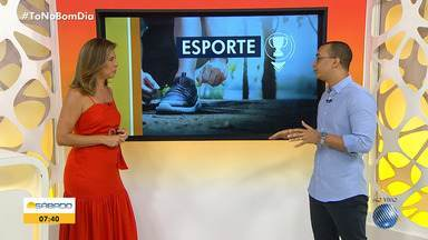 Futebol: veja notícias dos principais times baianos, Bahia e Vitória - O artilheiro Gilberto vai ficar no Bahia em 2020. Geninho fala sobre última partida do rubro-negro.
