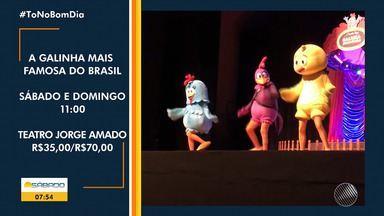 Agenda Cultural: Veja as principais opções de lazer para este fim de semana em Salvador - Confira.