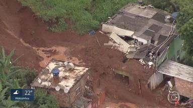 Dois corpos são encontrados e 5 pessoas seguem desaparecidas na Região do Barreiro, em BH