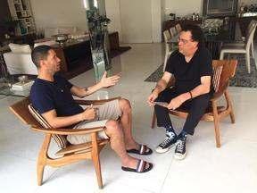 Casão FC: Thiago Neves fala sobre rebaixamento no Cruzeiro e relação de polêmicas no clube mineiro - Casão FC: Thiago Neves fala sobre rebaixamento no Cruzeiro e relação de polêmicas no clube mineiro