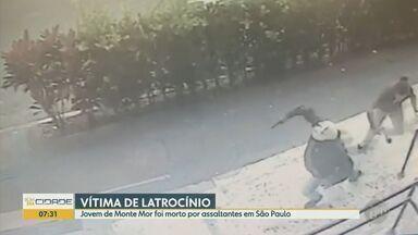 Analista de sistemas de Monte Mor morre baleado em tentativa de assalto em São Paulo - Crime aconteceu em frente a padaria na manhã deste domingo (26).