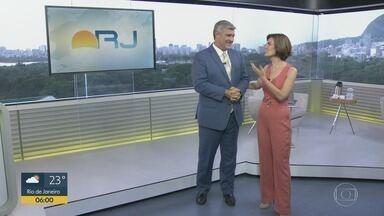 Bom dia Rio - Edição de segunda-feira, 27/01/2020 - As primeiras notícias do Rio de Janeiro, apresentadas por Flávio Fachel, com prestação de serviço, boletins de trânsito e previsão do tempo.
