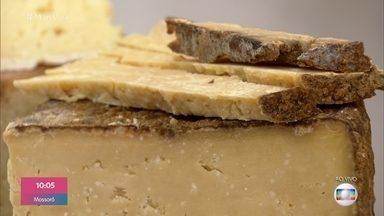 Conheça os tipos de maturação de queijos - Jimmy Ogro leva geleia e picles de uva para Ana Maria