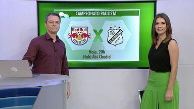 Bragantino enfrenta Inter de Limeira no 1°jogo diante da torcida no Paulistão - Massa Bruta estreia em casa nesta segunda-feira.