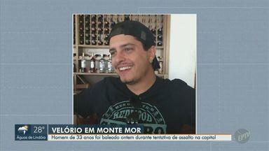 Homem é morto em tentativa de assalto em São Paulo - A vítima era de Monte Mor e tinha 33 anos. O caso se trata de um latrocínio que ocorreu ontem (26) na capital.