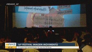 Festival Imagem-Movimento começa em Macapá com exibição na Fortaleza de São José - Programação acontece durante uma semana com curtas e longas metragens.