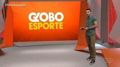 Globo Esporte GO - 27/01/2020 - Íntegra - Confira a íntegra do programa Globo Esporte GO - 27/01/2020