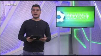 Veja a íntegra do Globo Esporte Pará desta segunda-feira, dia 27 - Veja a íntegra do Globo Esporte Pará desta segunda-feira, dia 27