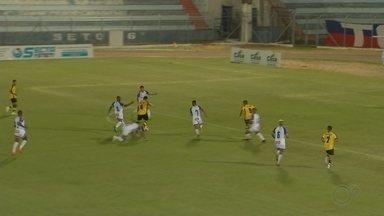Penapolense perde para o São Bernardo pela Série A2 do Paulista - Penapolense perde para o São Bernardo pela Série A2 do Paulista.