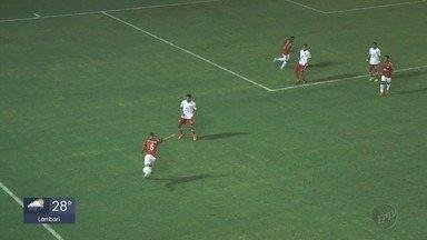 Boa Esporte passa em branco mais uma vez e fica no empate sem gols com o Tombense - Boa Esporte passa em branco mais uma vez e fica no empate sem gols com o Tombense