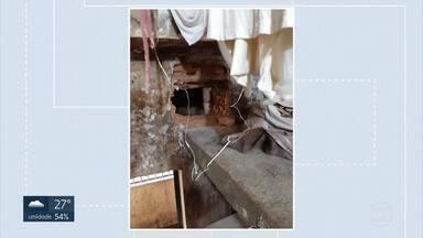 Fuga na Papuda: Justiça cobra providências do GDF - O Ministério Público quer ouvir outros presos que estavam na cela de onde três detentos escaparam. Além disso, a juíza da Vara de Execuções Penais determinou a interdição da ala, que fica no bloco mais antigo do presídio.