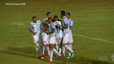 Londrina vence Toledo e segue na briga - Tubarão consegue vitória consistente fora de casa e cola no Athletico