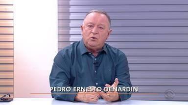 Pedro Ernesto Denardim analisa vitória do Grêmio e permanência de Everton - Assista ao vídeo.