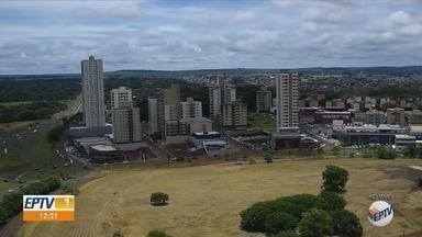 Confira a previsão do tempo para esta sexta-feira (31) na região de Ribeirão Preto - Temperatura pode chegar a 33°C e pancadas de chuva são esperadas ao longo do dia.