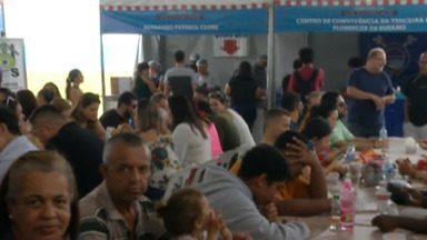 Feira Gastronômica é realizada em Suzano - O evento é em alusão ao Dia Mundial da Solidariedade. A feira gastronômica será nesta sexta-feira (31) e vai até 20h.