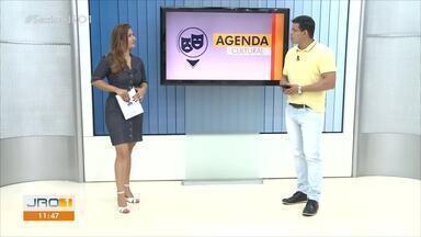 André Oliveira destaca o que é evento no Estado - Agenda Cultural.
