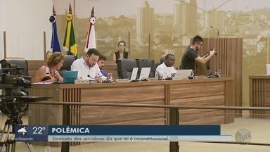 Prefeitura pode contratar até 250 terceirizados após aprovação de lei em Pouso Alegre (MG) - Prefeitura pode contratar até 250 terceirizados após aprovação de lei em Pouso Alegre (MG)