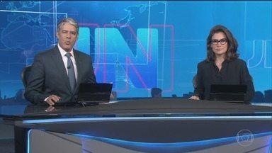 Jornal Nacional, Íntegra 31/01/2020 - As principais notícias do Brasil e do mundo, com apresentação de William Bonner e Renata Vasconcellos.