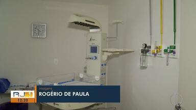 Hospital Alcides Carneiro recebe novo centro totalmente equipado em Petrópolis - O espaço vai contar com leitos de observação e quatro salas para procedimentos de parto.