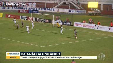 Futebol: veja notícias dos times que participam do Campeonato Baiano 2020 - Confira.