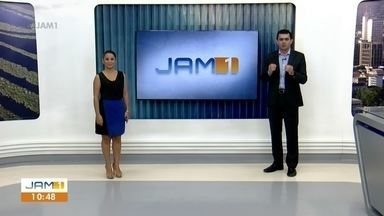 Assista à íntegra do JAM 1 desta terça-feira (4) - Assista à íntegra do JAM 1 desta terça-feira (4)