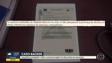 Inquérito que investiga contaminação na Backer completa 1 mês - Polícia investiga 33 casos de intoxicação por dietilenoglicol.