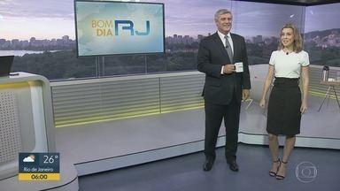 Bom dia Rio - Edição de sexta-feira, 07/02/2020 - As primeiras notícias do Rio de Janeiro, apresentadas por Flávio Fachel, com prestação de serviço, boletins de trânsito e previsão do tempo.