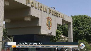 Juiz Federal aceita denúncia contra hackers de Araraquara - O grupo é acusado de invadir e divulgar mensagens do ministro da justiça, Sérgio Moro, e outras autoridades.