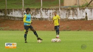 Caldense e Boa Esporte se preparam para duelo pelo Campeonato Mineiro - Equipes se enfrentam no domingo (9), no Ronaldão, em Poços de Caldas (MG)