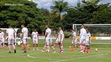 Vila Nova vive outro astral após reagir no Campeonato Goiano - Tigre é apontado como favorito diante do Goiânia após vencer o Grêmio Anápolis e empatar fora de casa contra o Goiás.