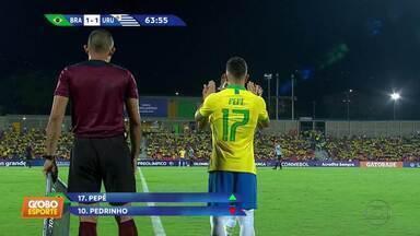 Brasil sub-23 empata com o Uruguai e precisa vencer a Argentina para ir àsOlimpíadas - Brasil sub-23 empata com o Uruguai e precisa vencer a Argentina para ir àsOlimpíadas